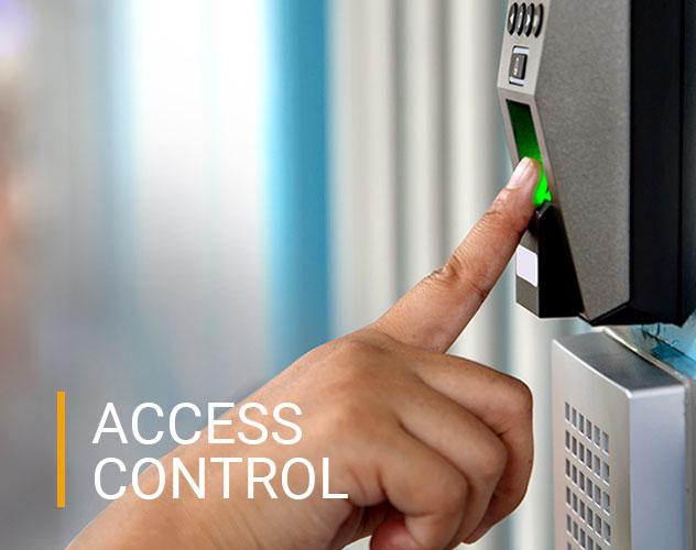 Access Control Systems Dubai
