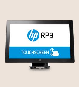 HP RP9 G1 POS System Dealer Dubai
