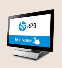 HP RP9 POS System Dealer Dubai