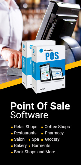 Retail Restaurant POS Software