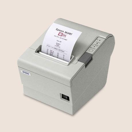 Epson TM-T88V Thermal POS Barcode Printer image 2