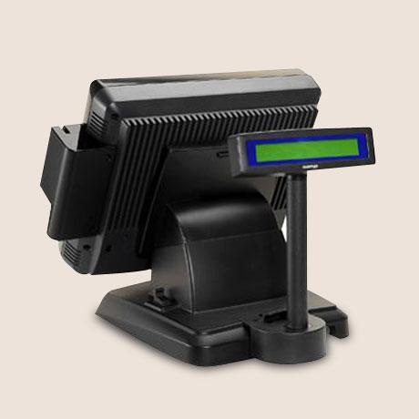 Posiflex JIVA KS-7415G POS Touch Systems image 2