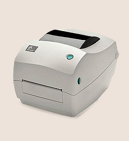 Zebra GC420 POS Barcode Printer