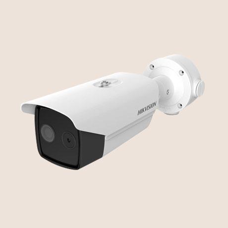 DS-2TD2617B-3 Temperature Screening Bullet Camera image 2