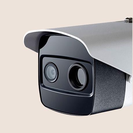 DS-2TD2636B-10/P Temperature Screening Camera image 3