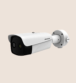 Hikvision's Temperature Screening Camera Dubai